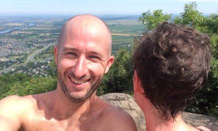 31/07/2016, Mont Saint Hilaire, 10km