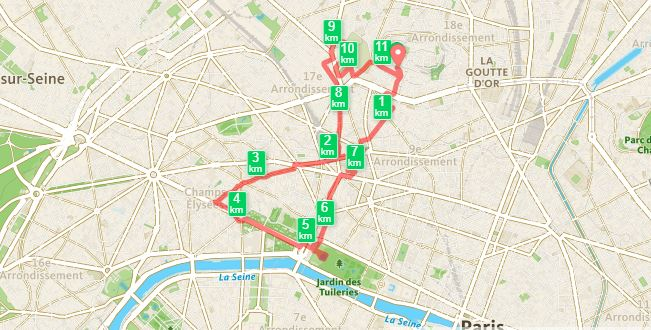 18/12/2015, Paris, 11 km