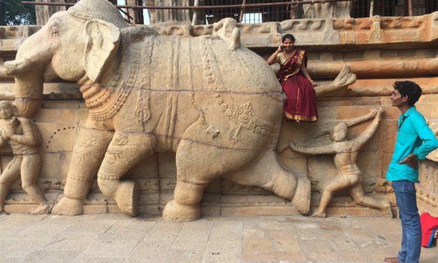 Merci mon amour… en Inde
