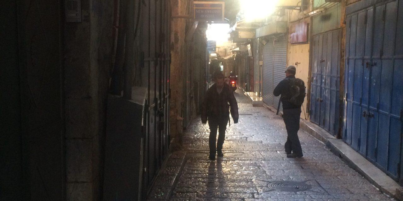 2018/03/25, Jérusalem, 11km