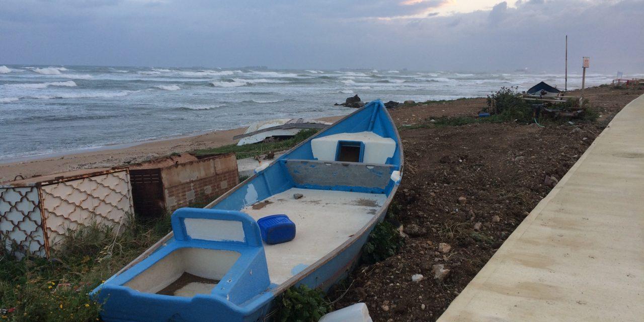 2018/03/30, Haïfa, 13km